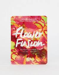 <b>Origins Flower Fusion</b> Refreshing Sheet Mask - Raspberry   ASOS