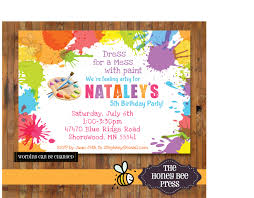 art party invitation templates com art party invitation templates cloudinvitation