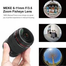 2019 <b>6 11mm Ultra Wide</b> F3.5 Zoom Fisheye Lens For All Canon ...