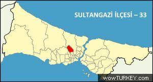 Image result for sultangazi haritası