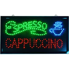 Details about <b>Animated Motion</b> LED Lighted Business Sign OPEN ...