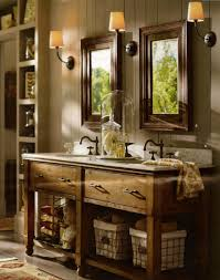 Rustic Wood Medicine Cabinet Bathroom White Wood Wall Mounted Bathroom Medicine Cabinet With