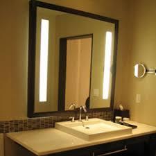 nrg 0709l10 bathroom mirror with light bathroom mirrors with lighting
