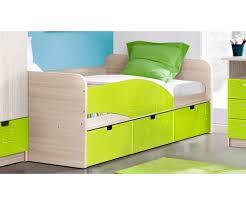 """<b>Кровать</b> - 3 """"Бриз"""" <b>левая</b> ясень шимо св./квадрат лайм, купить в ..."""