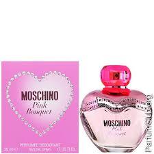<b>Moschino Pink Bouquet</b> - описание аромата, отзывы и ...