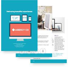 website proposal template info web design proposal template sample