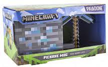 Купить <b>Кружка</b> Minecraft – Pickaxe Mug 550 мл. – Интернет ...