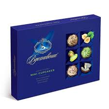 Купить <b>набор конфет Вдохновение Mini</b> Cupcakes в интернет ...