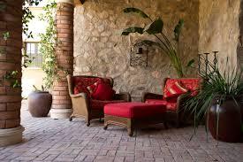 moroccan outdoor living