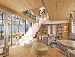 Homes Interior Designs shipping container homes interior shipping container homes 5998 by uwakikaiketsu.us