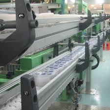 smalte industry specific solutions smalte bottle cap conveyor line