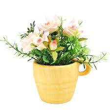 <b>Цветок искусственный</b> Gloria Garden <b>декоративный</b> в горшке ...