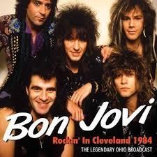 <b>Bon Jovi</b> CLEVELAND 1984 Vinyl Record - Limited Edition, Reissue ...