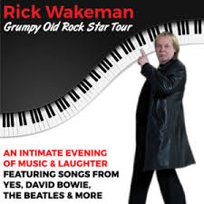 <b>Rick Wakeman – The</b> Palace Theatre