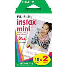 <b>Fuji</b> Instax Mini Instant Color Film (<b>2-Pack</b>) - Cq7eReK