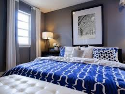 master bedroom with blue wall and white blue white contemporary bedroom interior modern