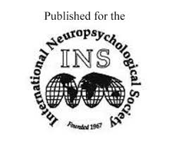 <b>Journal of the</b> International Neuropsychological Society | Cambridge ...