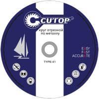 <b>Круг отрезной</b> по металлу <b>Cutop</b> 23018 Т41-230х1,8х22,2, цена ...