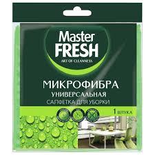 <b>Салфетка универсальная master</b> fresh микрофибра — 1 отзыв о ...