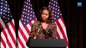 michelle obama on the importance of higher education college  michelle obama on the importance of higher education college students speech    youtube