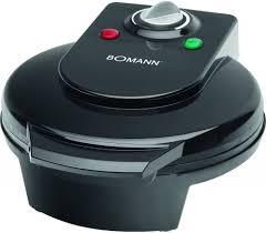 Купить <b>вафельницу Bomann WA 5018</b> CB Black в интернет ...