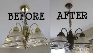how to spray paint your light fixtures the country chic cottage chic lighting fixtures
