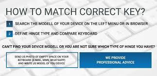 <b>Laptop Key</b> Replacement Keyboard keys