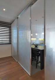 endearing home interior look with pax sliding doors alluring decorating ideas using black wooden stacking alluring wall sliding doors