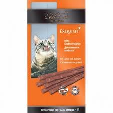<b>Лакомство Edel Cat для</b> кошек. Жевательные колбаски с ...