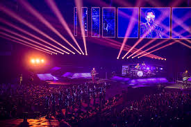 Robe Adds to <b>Muse Simulation</b> Theory Tour Lighting | ROBE Lighting