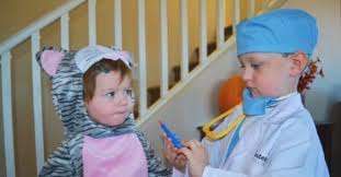 Kitty and <b>Veterinarian</b> Halloween <b>Costumes</b> - Shaping Up To Be A ...