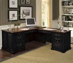 home office set shaped home office l shaped desk cafe lighting 16400 natural linen
