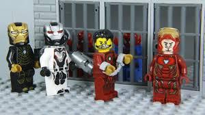 Lego <b>Superhero IRON</b> MAN's suit was Stolen by <b>NEW</b> AGENT ...