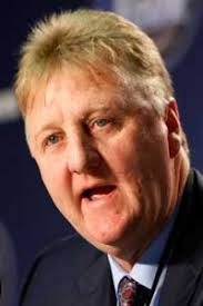 Larry Bird explains his decision to step away from the Pacers. (Getty Images) - larry-bird-exec
