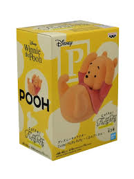<b>Фигурка Disney Character</b> Cutte! Fluffy Puffy: Winnie The Pooh ...