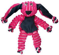 <b>Игрушка Kong Floppy Knots</b> Кролик для собак - купить в ЮниЗоо в ...