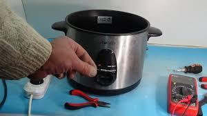 Ремонт и устройство рисоварки - YouTube