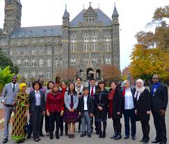 events georgetown institute for women peace and security 30 3 2015 humphrey fellows course on women peace and security