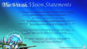 how to write vision statements how to write vision statements