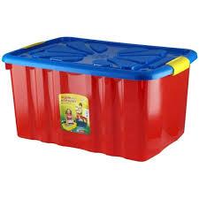 <b>Ящик для игрушек</b> с крышкой на колесах 60х40х30 см в Москве ...
