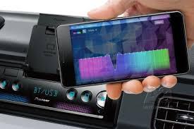 Ресивер для смартфона <b>Pioneer SPH</b>-<b>10BT</b> | журнал АвтоЗвук