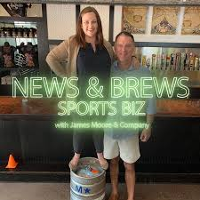 News & Brews with James Moore & Company