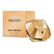 <b>Paco Rabanne Lady Million</b> Eau De Parfum   Walmart Canada