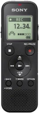 <b>Диктофон Sony ICD-PX370</b> Black