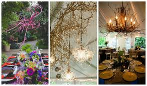 25 Amazing DIY <b>Branches Chandeliers</b>