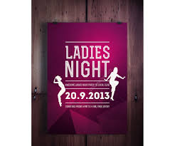 ladies night flyer template psd template for music club or ladies night flyer template night club flyer template