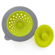 Full Circle, <b>Sinksationational</b>, <b>Sink Strainer</b> with Pop-Out Stopper ...