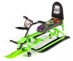 <b>Снегокат Small Rider</b> Snow Comet 2 с колесами — купить в ...