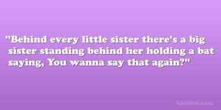 20+ Best Sister Quotes | creativemisha