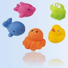 ≡ <b>Набор</b> для ванной <b>B kids Игрушки</b>-брызгалки (7352) – купить в ...